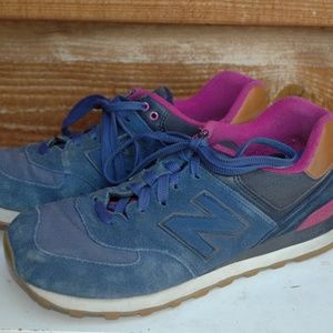 Well loved New Balance 574 Shoes